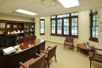 Glenview Park DIstrict Private Office